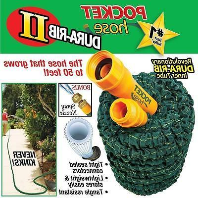 50' Hose Boxed Telebrands Garden Hose 097298026300