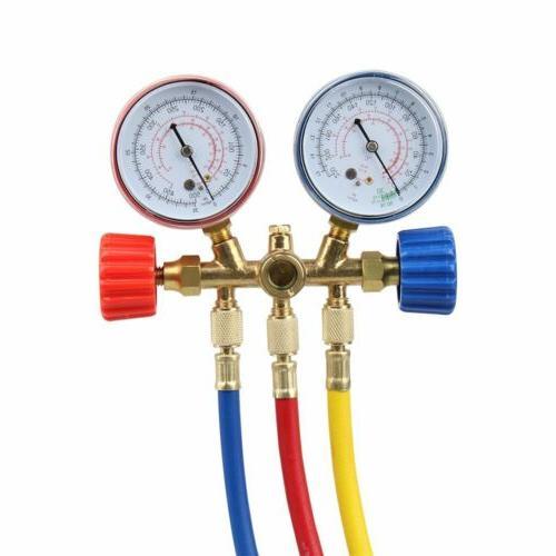 R134a R502 Manifold AC Charging Hoses