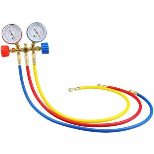 R134a R12 R502 Manifold AC A/C Charging Hoses