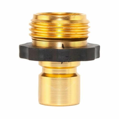 Set Quick Brass Hose Tap Adapter