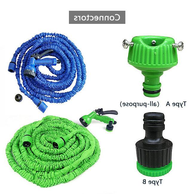 US! 3X Flexible Garden Pipe Hose