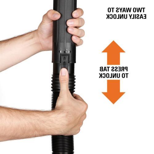 Vacuum x Flexible Tug-a-long