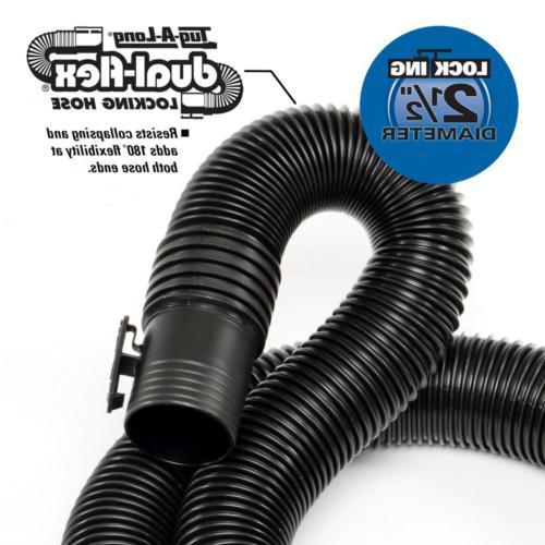 Vacuum 2-1/2 x 20 ft. Wet Dry Shop Vac Flexible
