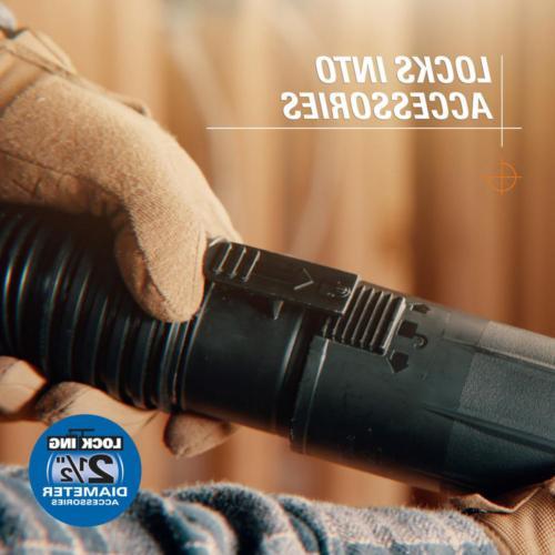 Vacuum x Wet Dry Shop Flexible Tug-a-long