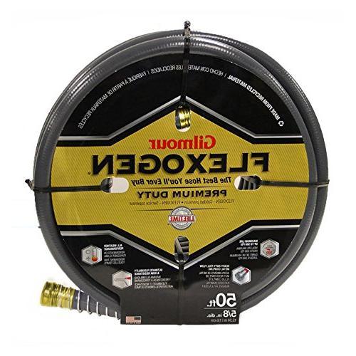 """Gilmour 10-58050 5/8"""" X 50' Ply Hose"""