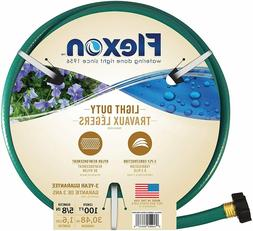 """Flexon light duty Three Tube Sprinkler Hose 25"""" 50"""" 100"""" ft,"""