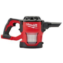 Milwaukee 0882-20 M18 Compact Vacuum  with HEPA Filter New