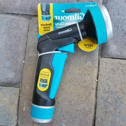 NEW Gilmour Heavy Duty Water Hose Garden Flower Sprayer Nozz