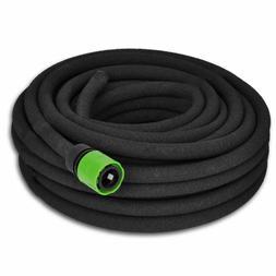 new soaker hose 1 2 rubber garden