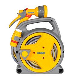 Hozelock Pico Reel With 10m Hose Fittings