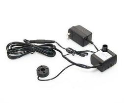 Jebao PP-333LV+LED Submersible Fountain Pond Water Pump with