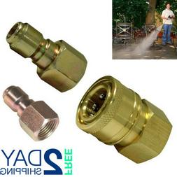 """Apache 98441024 3/8"""" Quick Disconnect Pressure Washer Adapte"""