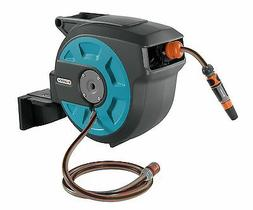 Gardena Wall-mounted Hose Box, 15-meter , Automatic Roll-up
