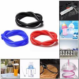Silicone Vacuum Rubber Hose Coupler Pipe Air Pump Tube Tubin
