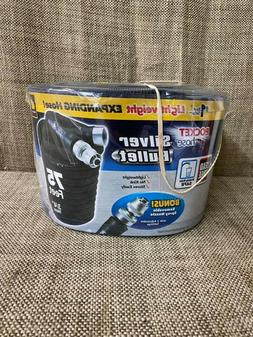Pocket Hose Silver Bullet Expandable Water Hose As Seen On T