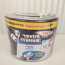 Silver Bullet Pocket Hose Expanding 50ft with Bonus Spray No