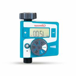 Gilmour Single Outlet Electronic Water Timer - Hose Lawn Wat