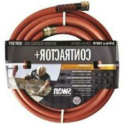 Colorite/Swan SNCG34100 3/4-inch x 100-Foot Rubber Hose