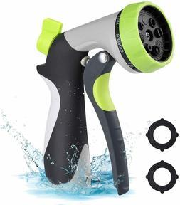 spray nozzle for garden hose 8 modes