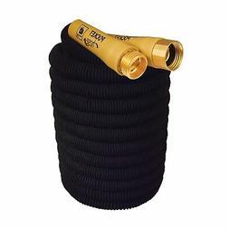 Pocket Hose Top Brass Bullet No Kinking or Leaking  Solid Br