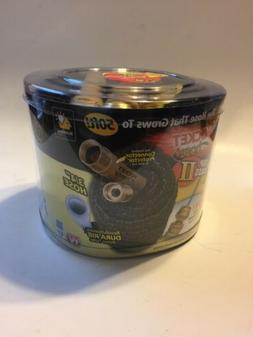 POCKET HOSE Top Brass II~The Hose That Grows To 50FT!!~W/ Br