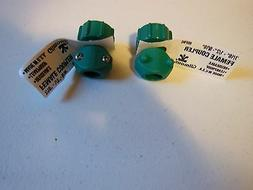 """TWO 2 New Gilmour 05F  1/2""""  inch Female Garden Hose End Rep"""