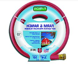 Hot Water Rub Hose 3/4 In. X 50 Ft.