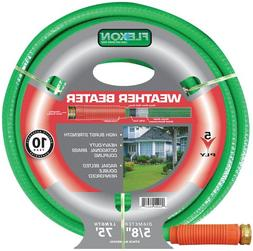 Flexon 5/8-Inch by 75-Foot Weather Beater Garden Hose WB5875
