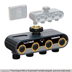 Melnor RAINCLOUD/WiFi AquaTimer Add-On Faucet Valve Unit, Re